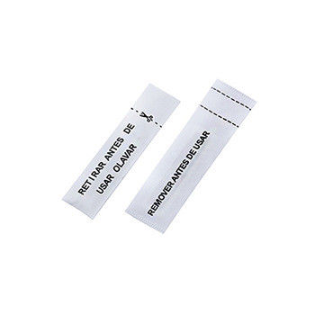 Eas Label For Garments Retail Clothing Security Tag  Custom Sewing Labels